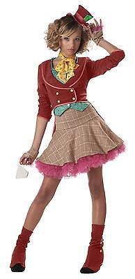 Mad Hatter Alice in Wonderland Teen Costume](Teenage Mad Hatter Costume)
