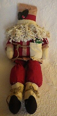 Unicorn Merchandise (Unicorn Merchandise Corp. Santa Claus Doll Christmas Stuffed 20
