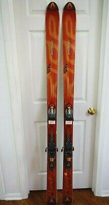 Details about Atomic Beta Ride 170 cm Ski + Salomon 500 Bindings