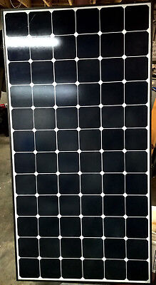 Sunpower 240W Solar Panels