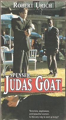 Spenser for Hire Mystery - Judas Goat - Robert Parker - rare 1994 movie - oop