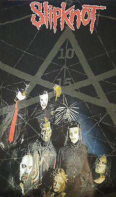 Slipknot Small T Shirt All Hope Is Gone All Over Concert Tour Black Rare 08 09