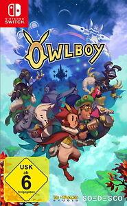 Owlboy - Nintendo Switch - Neu