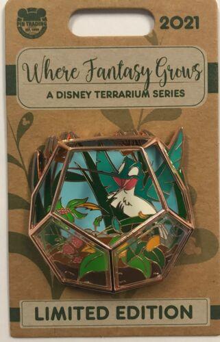 Disney Parks 2021 Pocahontas FLIT Where Fantasy Grows Terrarium Series LE Pin