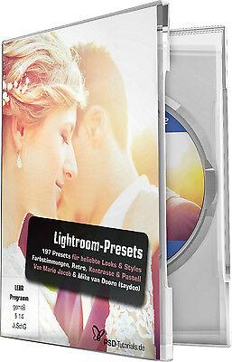 Lightroom-Presets für Fotografen und Bildbearbeiter 197 wunderbare Bildlooks s..