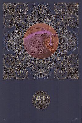 MINT Melvins 2006 Oklahoma City Aaron Horkey Poster 258/280