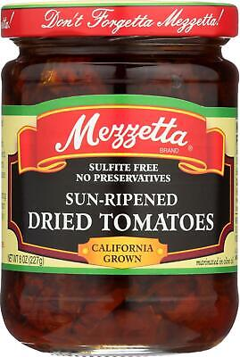 Dried Tomatoes Olive Oil (Sun - Ripened Dried Tomatoes In Olive Oil (6 - 8 FZ) )