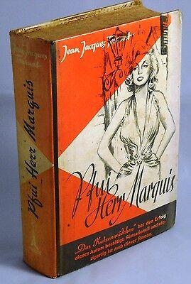 Leihbuch Frauenromane - Pfui, Herr Marquis von Jean Jacques Tournet - Triga