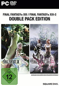 Final Fantasy Double Pack Edition: Final Fantasy XIII / Final Fantasy XIII-2 (P… - <span itemprop='availableAtOrFrom'>Olsberg, Deutschland</span> - Final Fantasy Double Pack Edition: Final Fantasy XIII / Final Fantasy XIII-2 (P… - Olsberg, Deutschland