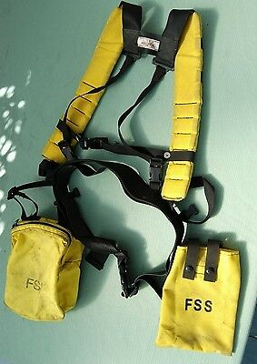 Firefighter Wildland Web Gear Belt Pack Hunting Fishing Camping Hiking...