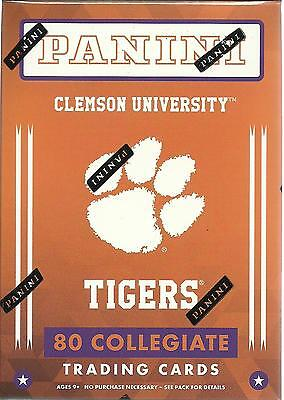 2016 Panini Clemson University Tigers Multi-Sport Blaster Box Trading Cards