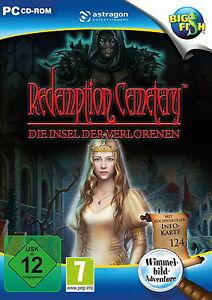 PC-Spiel REDEMPTION CEMETERY: DIE INSEL DER VERLORENEN - NEU & OVP (Wimmelbild)