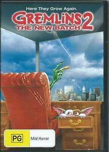 Gremlins 2: The New Batch – DVD