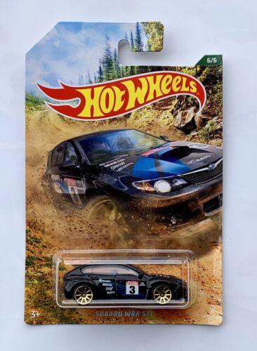 Hot Wheels Rally Subaru Impreza WRX STI JDM RS WRC SPT APR AWD Turbo Oem