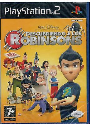 Descubriendo a los Robinsons (PS2 Nuevo)