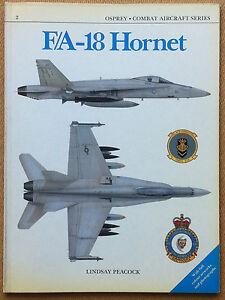 Peacock-F-A-18-Hornet-Osprey-Combat-Aircraft-Series-n-2-1986-Aviazione
