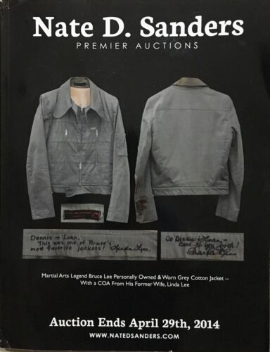 NATE SANDERS 2014 AUCTION CATALOG PRESIDENTS, ENTERTAINMENT, SPORTS, NASA PLUS