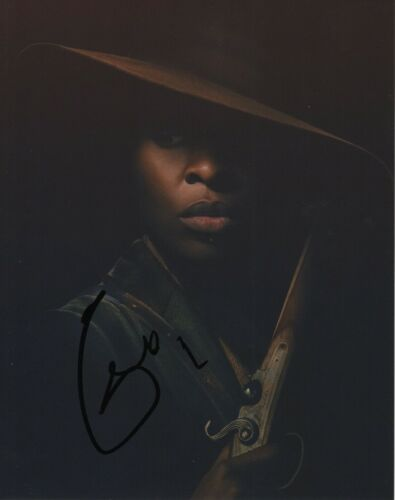 Cynthia Erivo Harriet Autographed Signed 8x10 Photo COA 2019-8