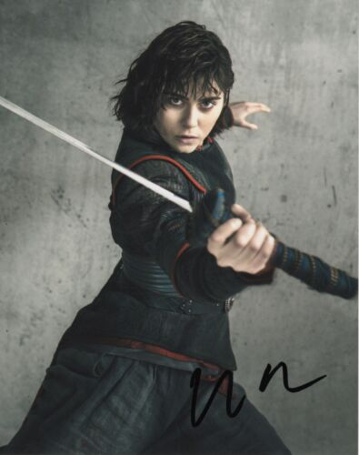 Ally Ioannides Into the Badlands Autographed Signed 8x10 Photo COA 2019-4