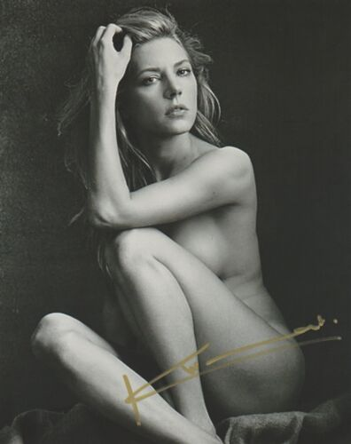 Katheryn Winnick Sexy Autographed Signed 8x10 Photo COA #EE343