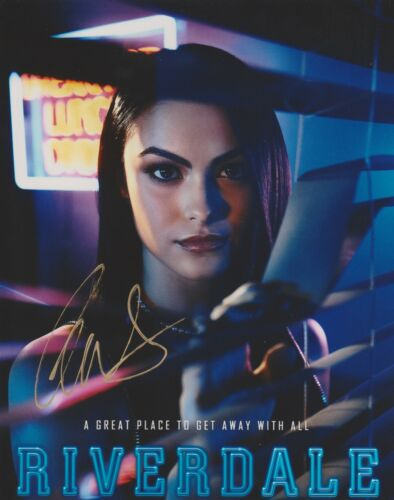 Camila Mendes Sexy Riverdale Autographed Signed 8x10 Photo COA DC89