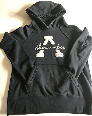 ABERCROMBIE AND FITCH HOODY SIZE S