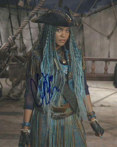 China McClain Descendants Autographed Signed 8x10 Photo COA 2019-3