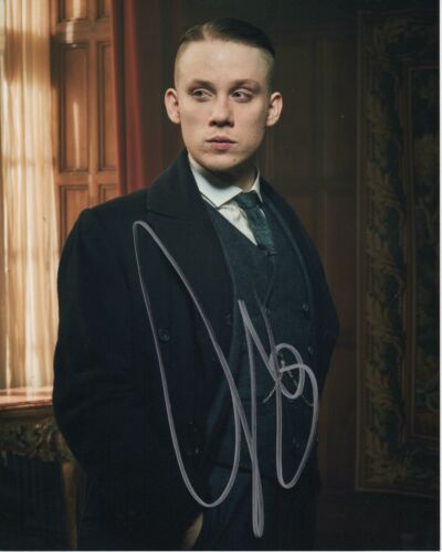 Joe Cole Peaky Blinders Autographed Signed 8x10 Photo COA 2020-2