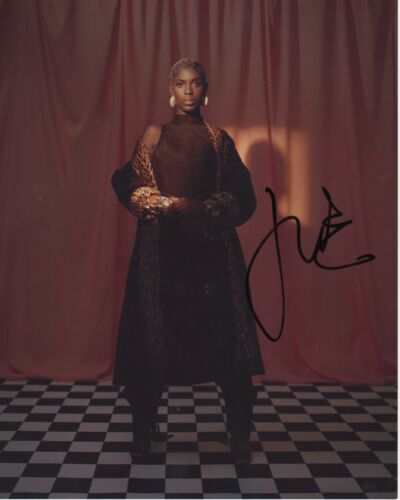 Jodie Turner-Smith Queen & Slim Autographed Signed 8x10 Photo COA 2020-3