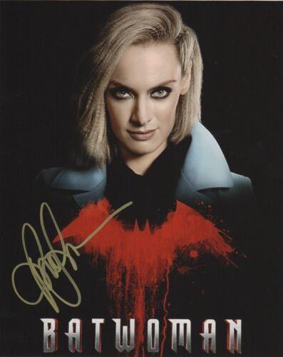 Rachel Skarsten Batwoman Autographed Signed 8x10 Photo COA 2019-18