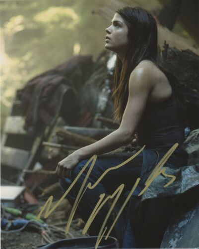 Marie Avgeropoulos The 100 Autographed Signed 8x10 Photo COA 2019-6