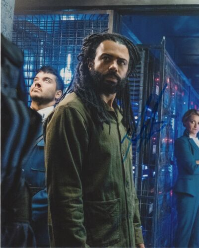 Daveed Diggs Snowpiercer Autographed Signed 8x10 Photo COA 2020-2