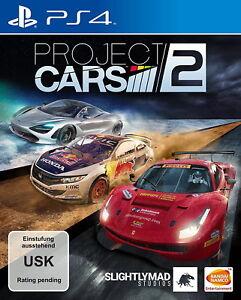 Project Cars 2 (Sony PlayStation 4, 2017) - Schwaikheim, Deutschland - Project Cars 2 (Sony PlayStation 4, 2017) - Schwaikheim, Deutschland