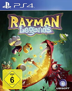 Rayman Legends (Sony PlayStation 4, 2015) - <span itemprop=availableAtOrFrom>Pinsdorf, Österreich</span> - Rayman Legends (Sony PlayStation 4, 2015) - Pinsdorf, Österreich