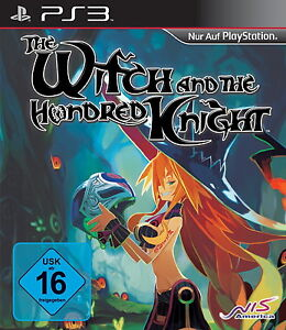 The Witch and the Hundred Knight (Playstation 3) NEU & OVP - Deutschland - The Witch and the Hundred Knight (Playstation 3) NEU & OVP - Deutschland