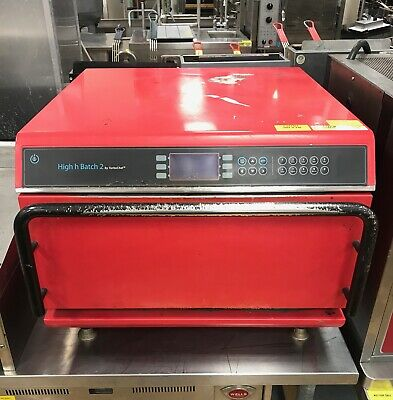 Ventless Countertop Rapid Cook Microwave Convection Oven - Turbochef Hhb2