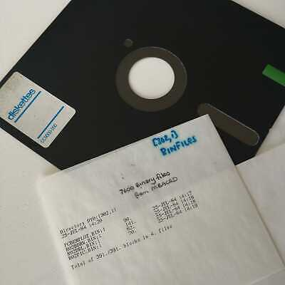 |💾  Rare - Very 1st Computer 8-inch Floppy Disk - …