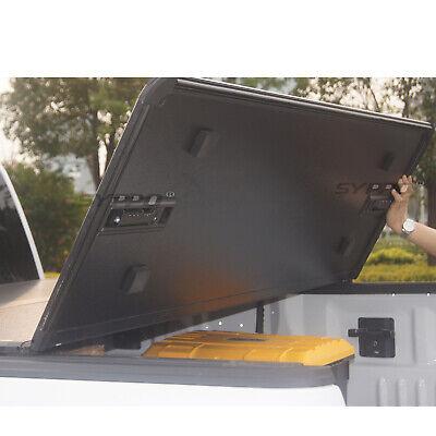 Hard Trifold Tonneau Cover For 15-18 GMC Canyon Chevy Colorado  5' 60''Short Bed ()