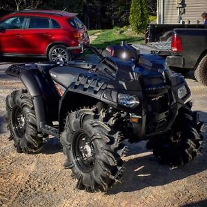 2018 Polaris 850 highlifter w extras