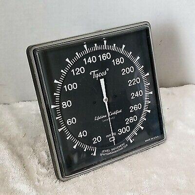 Tycos Welch Allyn Blood Pressure Meter Sphygmomanometer With Jewel Movement