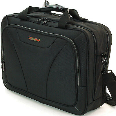 Alpine Swiss Laptop Briefcase Computer Bag Business Case Portfolio Tablet Sleeve