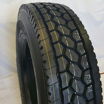 1-tire 29575r22.5 Road Warrior Sierra 16 Ply Heavy Duty 146143l