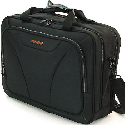 f0acc153a Alpine Swiss Laptop Briefcase Computer Bag Business Case Portfolio Tablet  Sleeve