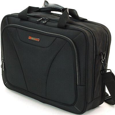 Alpine Swiss Laptop Briefcase Computer Bag Business Case Portfolio Tablet Sleeve