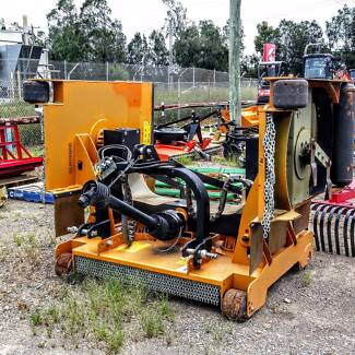 BERTI GRASS MASTER 350 - DEMO UNIT (H)