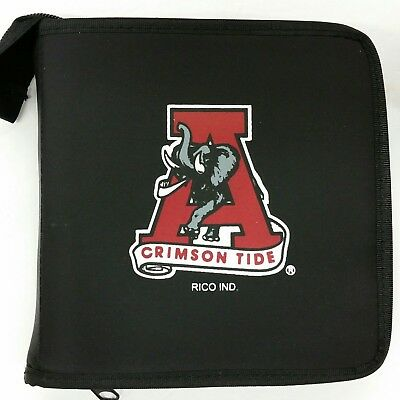 NCAA Alabama Crimson Tide  CD Case, NEW