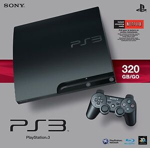 Ps3 system with 31 games and 1 remote and 5 controller
