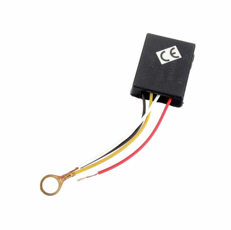 5pcs 3 Way Touch Sensor Switch Control 110/220V Lamp Desk Light Bulb Dimmer
