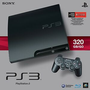 PlayStation 3 - 320GB + 29 jeux