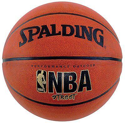 Spalding NBA Street Basketball Official Size 7 (29.5
